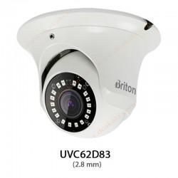 دوربین مداربسته AHD برایتون 8 مگاپیکسل مدل (UVC62D83(2.8 mm