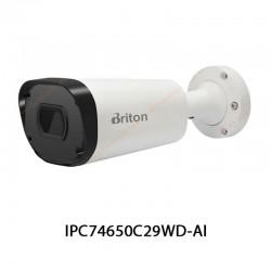 دوربین مدار بسته تحت شبکه برایتون 5 مگاپیکسل مدل IPC74650C29WD-AI