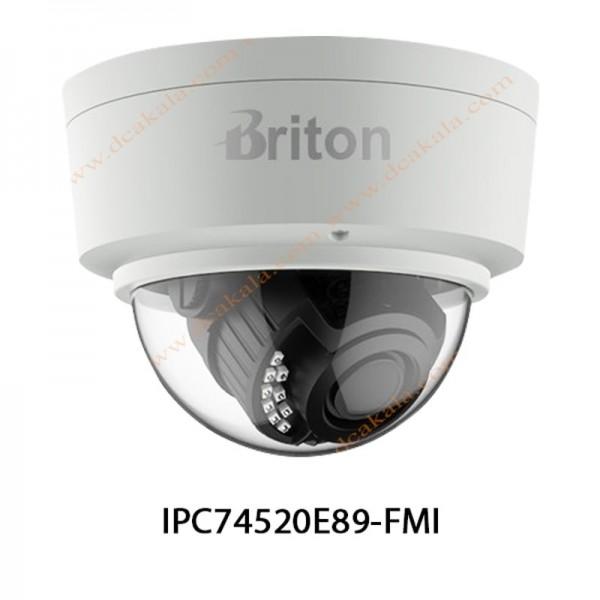 دوربین مدار بسته تحت شبکه برایتون 2 مگاپیکسل مدل IPC74520E89-FMI