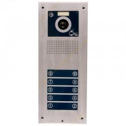 پنل آیفون تصویری اف اف تکنولوژی 10UTp - ده واحدی