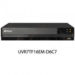 UVR برایتون 16 کانال مدل UVR7TF16EM-D6C7
