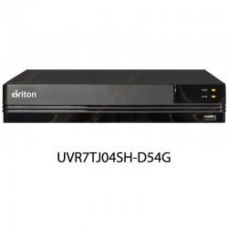 UVR برایتون 4 کانال مدل UVR7TJ04SH-D54G