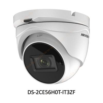 دوربین مداربسته Turbo HD هایک ویژن 5 مگا پیکسل مدل DS-2CE56H0T-IT3ZF
