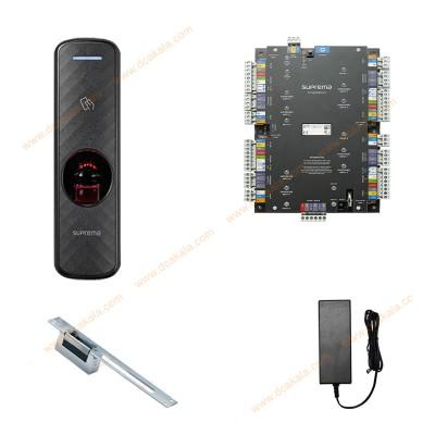 پکیج اکسس کنترل بیومتریک چهار درب یک طرفه سوپریما