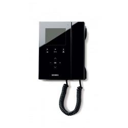 گوشی تصویری 3.5 اینچ کلید لمسی مشکی (روکار) مدل KRV76-B