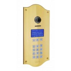 پنل کدینگ طلایی (توکار) مدل OT2015DIG-PVDL