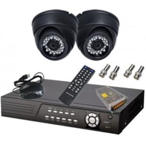 پک دو دوربین دام به همراه DVR و متعلقات - اقساطی