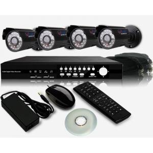 پک 4 دوربین بولت همراه DVR و متعلقات - اقساطی