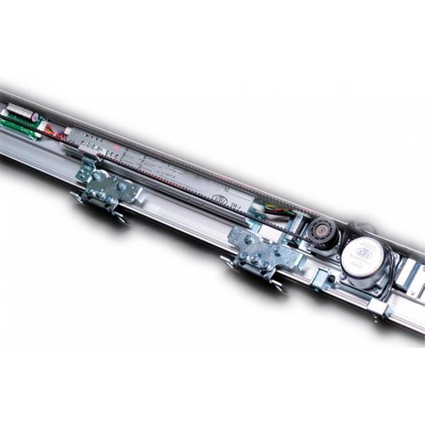اپراتور درب اتوماتیک شیشه ای کشویی KTH - مدل TH3 - زمانی