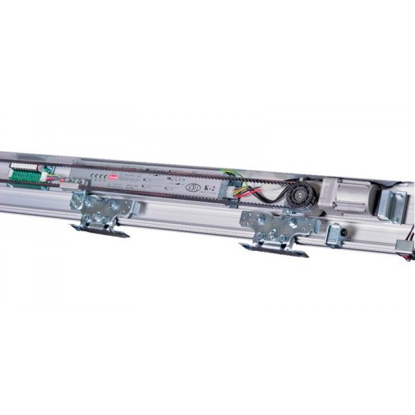 اپراتور درب اتوماتیک شیشه ای کشویی KTH - مدل K2  - زمانی