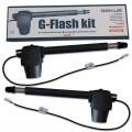 کیت درب دولنگه الکترومکانیک G-Flash Kit 300 جنیوس