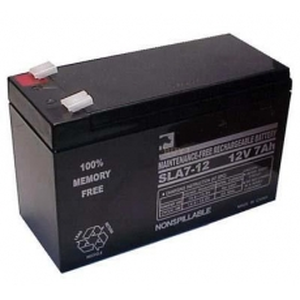 باتری دزدگیر12 ولت 7 آمپر