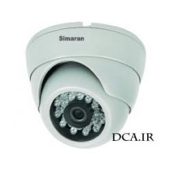 دوربین مداربسته آنالوگ سیماران 420TVL مدل SM-D42IR