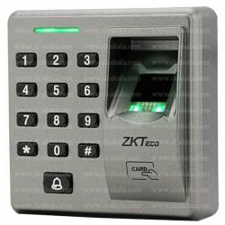 ریدر اثر انگشتی، کارتی و رمز عبور ZKT - مدل 40304