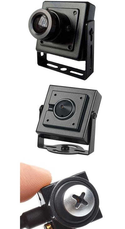 مدلهای دوربین مینیاتوری