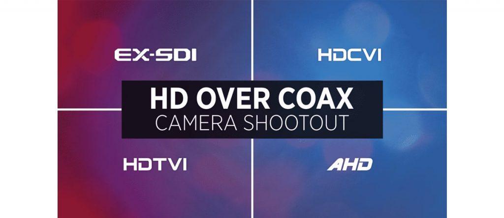 مقایسه تکنولوژی متفاوت دوربین مدار بسته