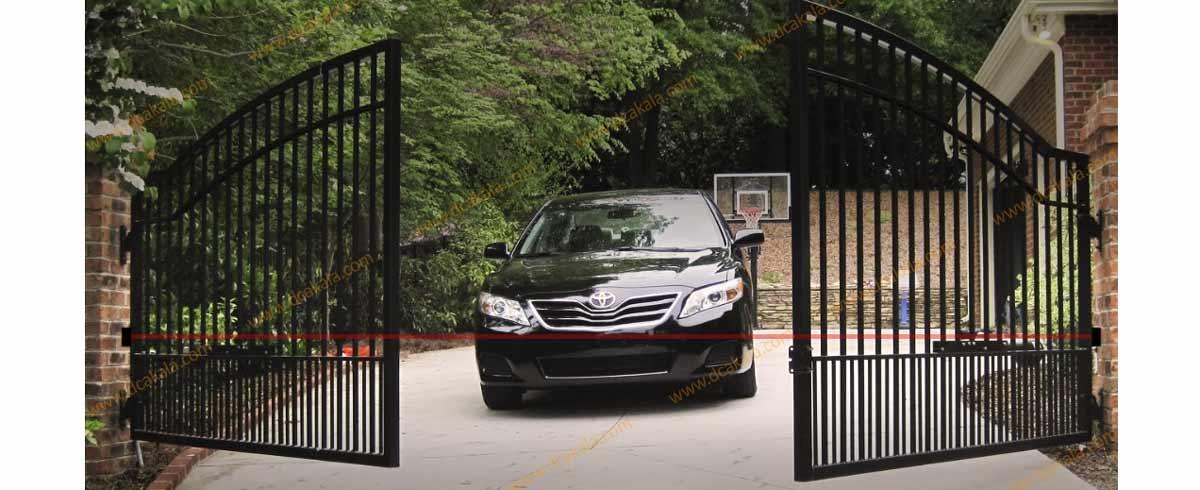 نشخیص مانع جک درب پارکینگ