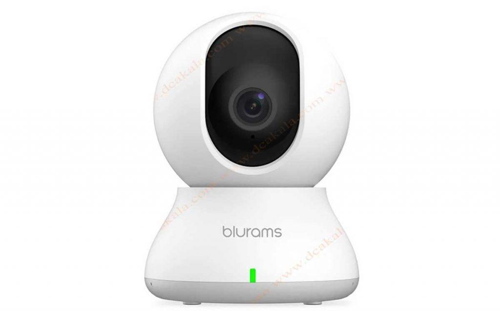دوربین گردان بلورمز با قابلیت تشخیص حرکت و صدا