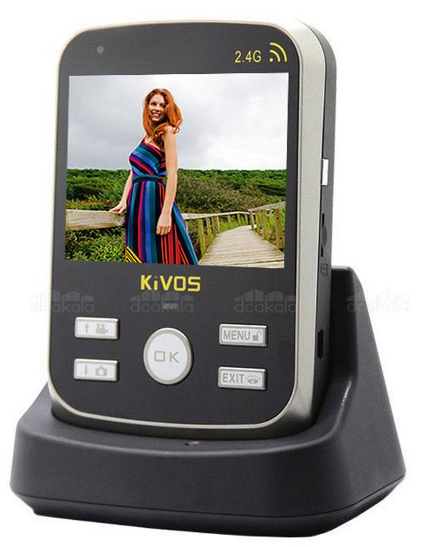 آیفون تصویری کیووس مدل KDB300