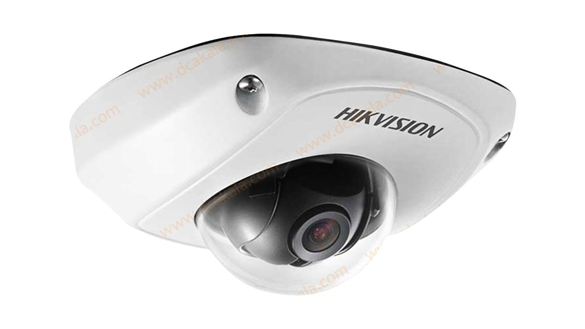 دوربین مداربسته تحت شبکه هایک ویژن مدل DS-2CD2543G0-IS