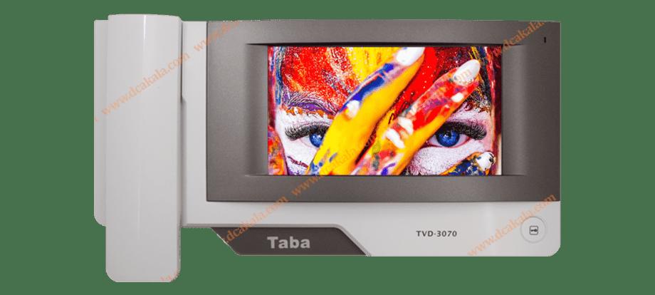 آیفون تصویری تابا رنگی