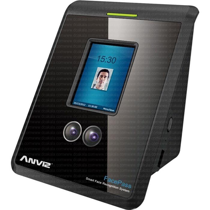 دستگاه کنترل تردد تشخیص چهره