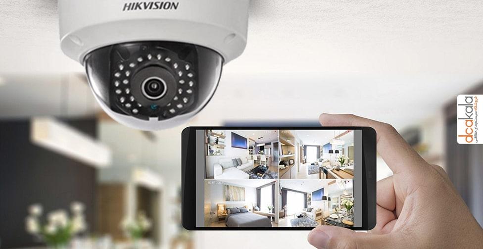 دوربین IP تحت شبکه