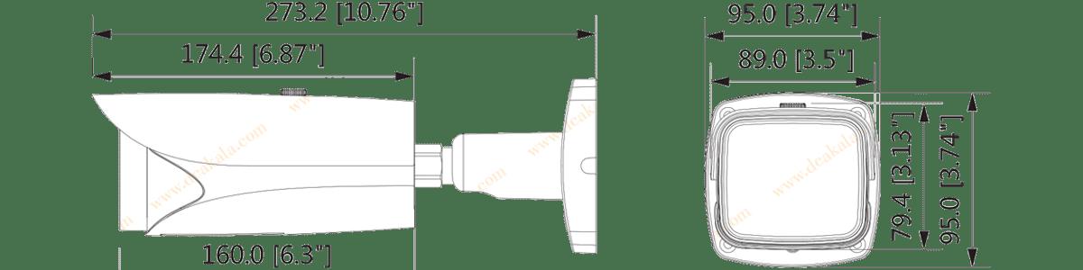 دوربین مداربسته IP داهوا dh-ipc-hfw5231ep-ze