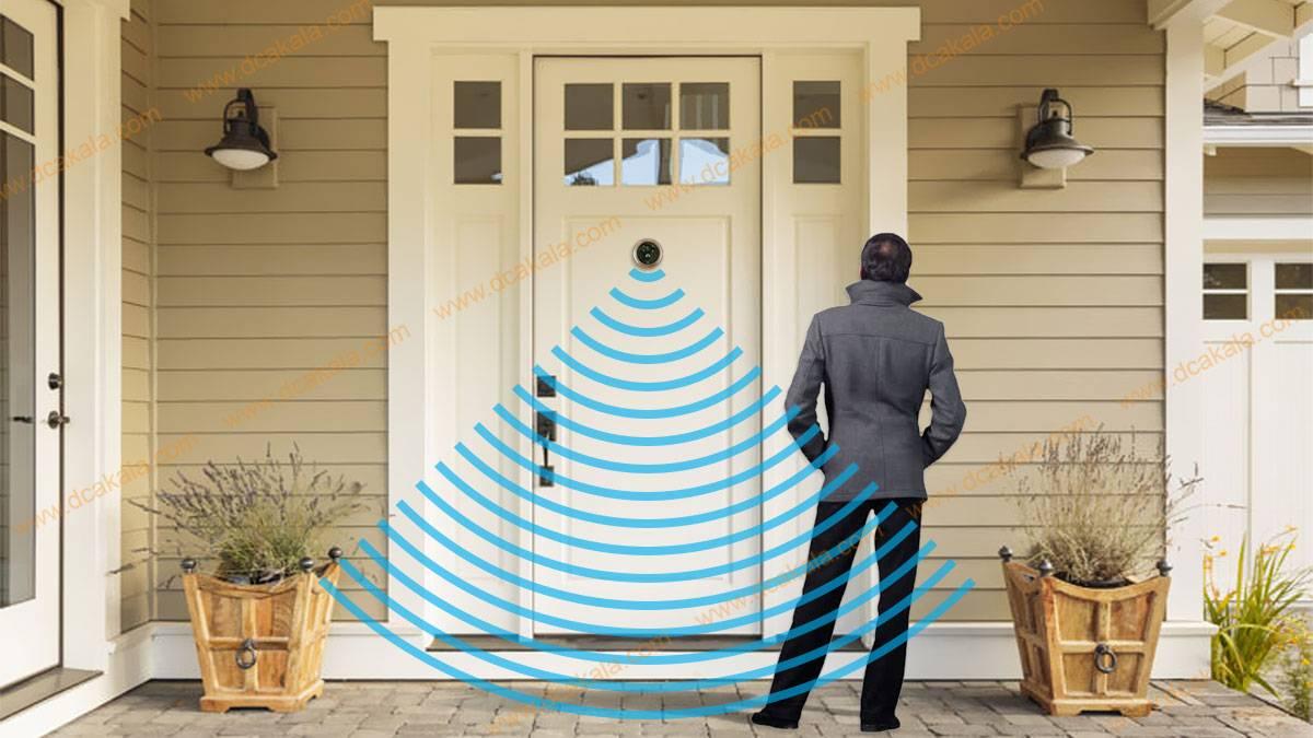 سنسور حرکتی چشمی دیجیتال