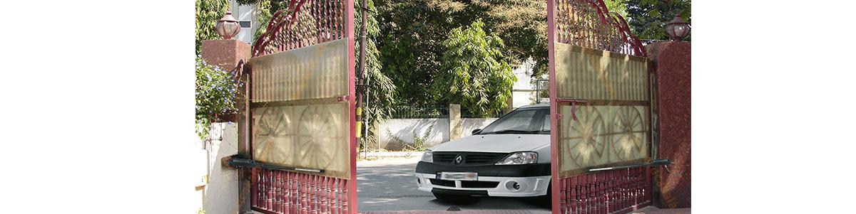 جک درب پارکینگ ایرانی یال yaal x1