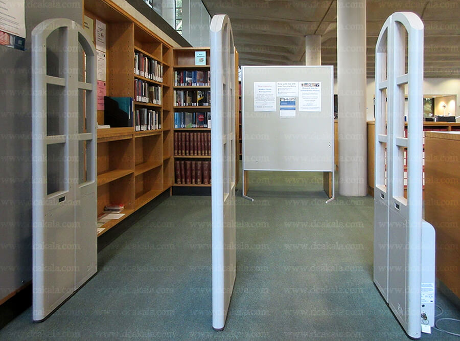 گیت دزدگیر کتابخانه
