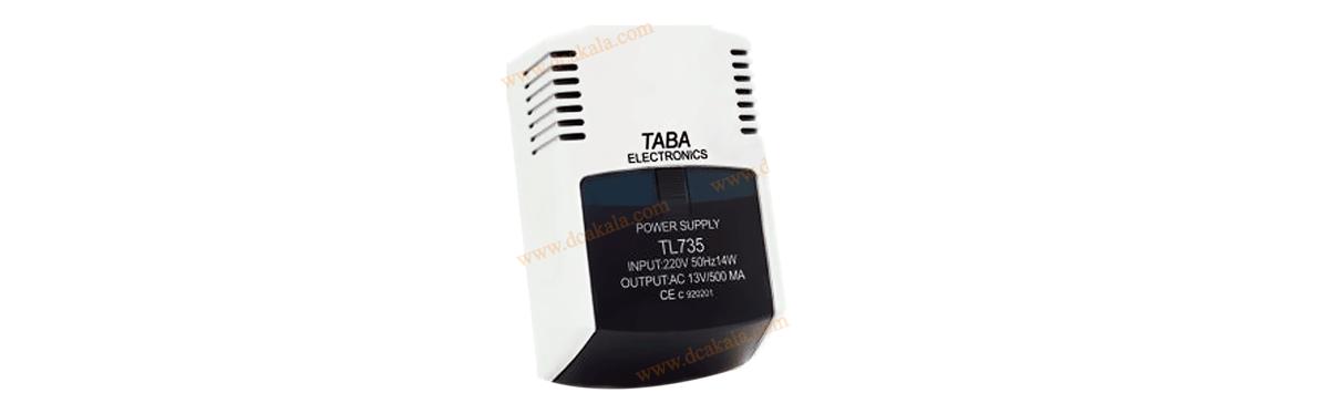 منبع تغذیه تابا