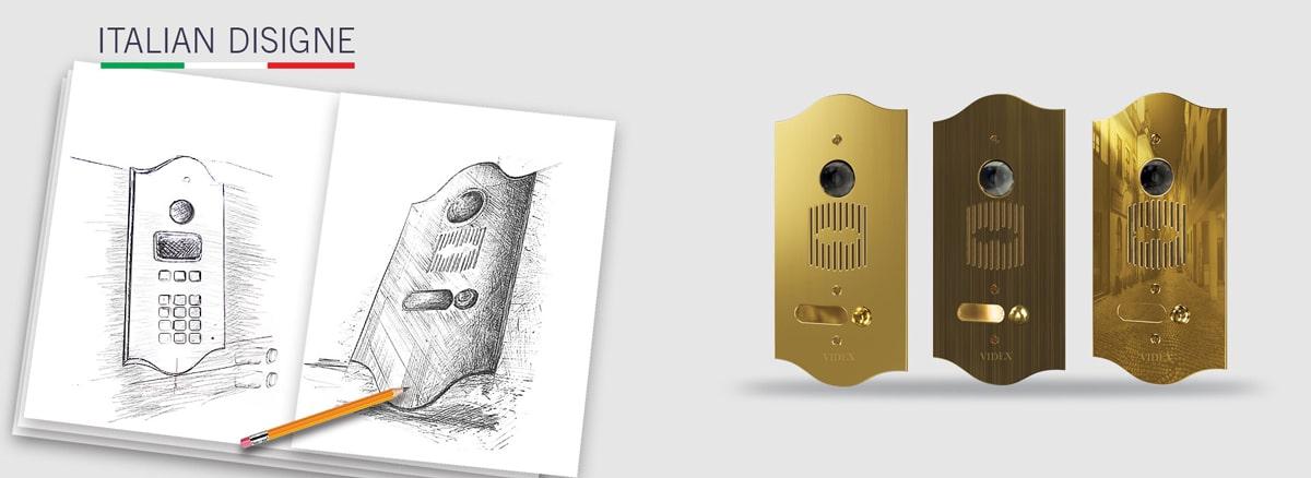 طراحی لوکس آیفون تصویری ویدکس